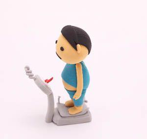 ひざ痛の男性 | 快整体院 北九州