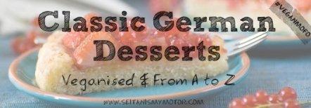 Classic German Desserts