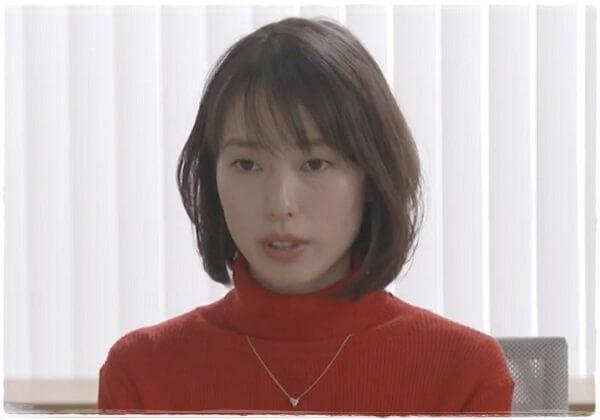 戸田恵梨香「大恋愛」前髪ありボブ髪型!オーダー&セットを画像で解説
