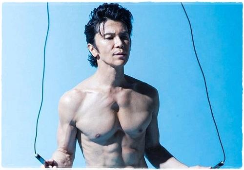 武田真治が筋肉体操で紅白!筋トレ再ブレイクごごナマ出演筋トレする理由