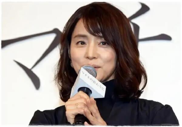 石田ゆり子「マチネの終わりに」ミディアムボブ髪型!オーダー&セットを解説