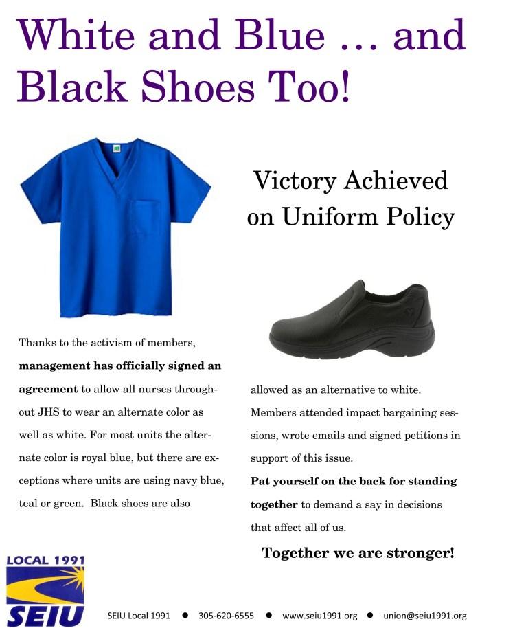Uniform Victory