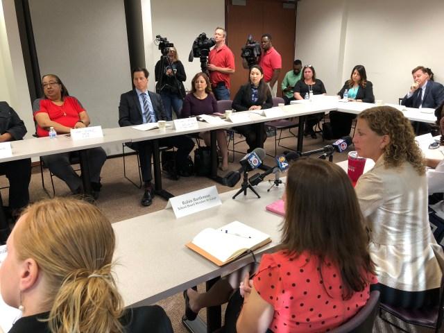 Congresswoman Wasserman Schultz, Immigration Roundtable 2-5-18