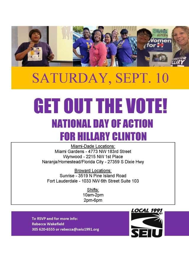 Sept 10 volunteer flyer
