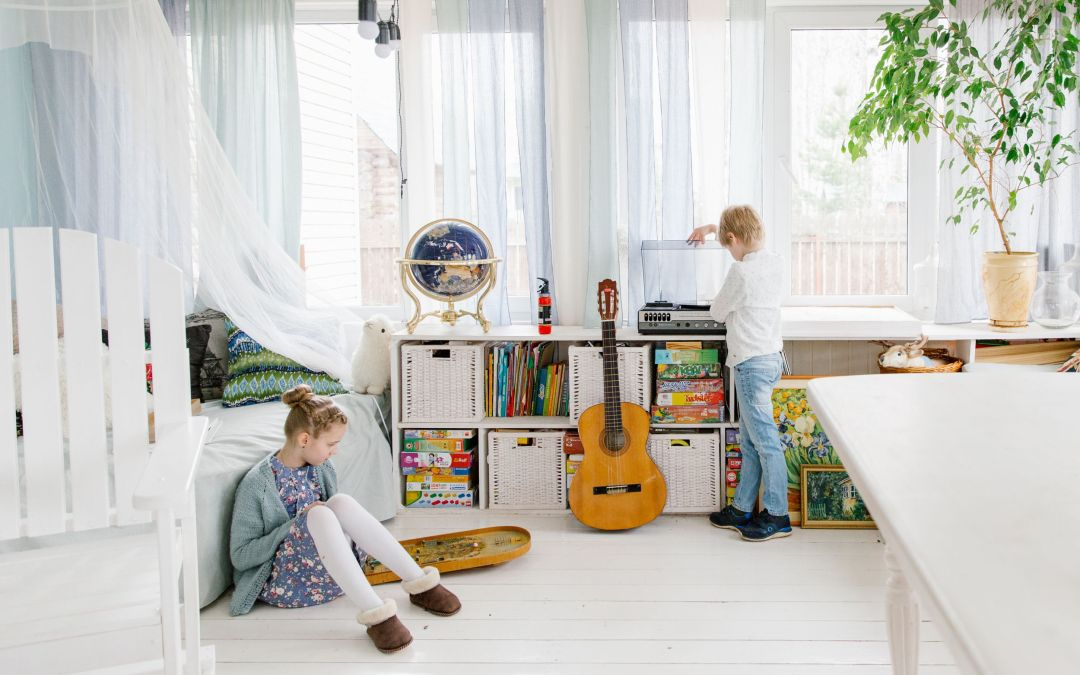 Great Bedroom Design Tips for Toddlers and Teens