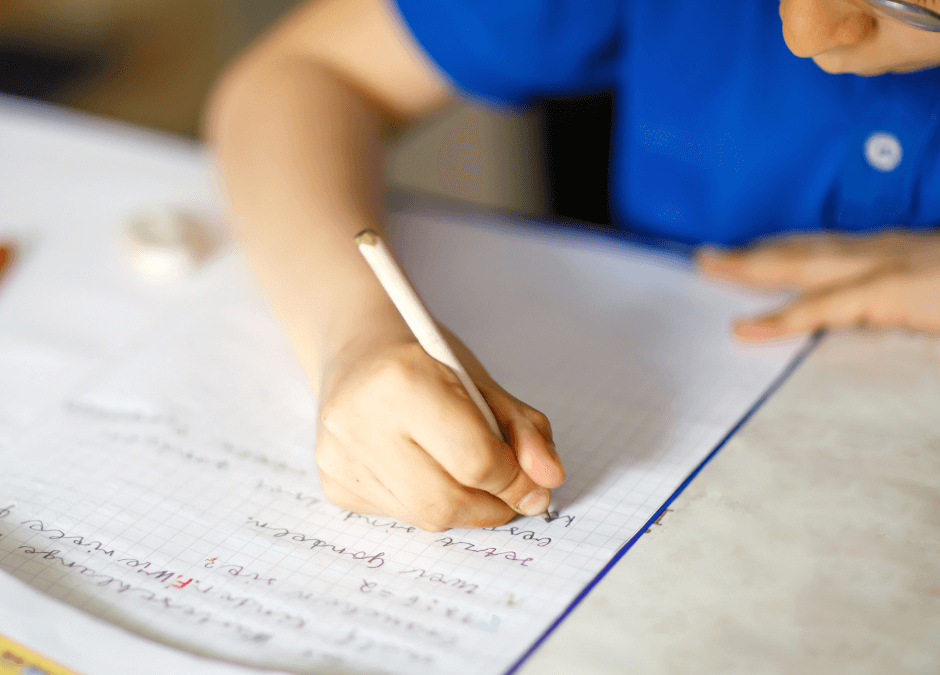 Getting Kids To Do Homework: Strategies For Their Success And Keeping You Sane!