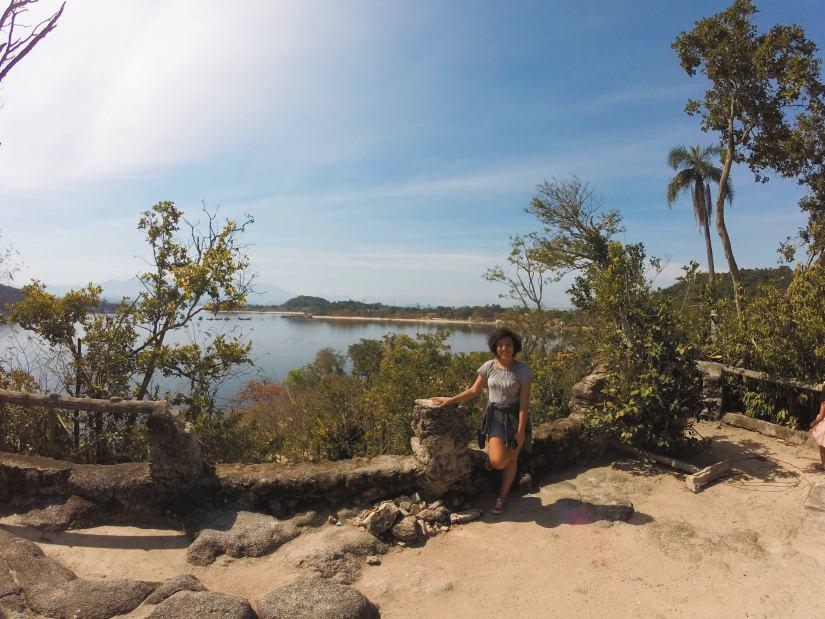Parque Natural Municipal Darke Mattos na Ilha de Paquetá
