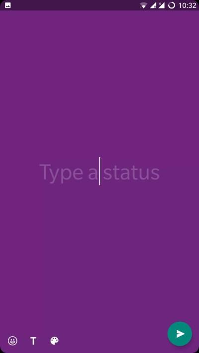 nexus2cee whatsapp text status update 2