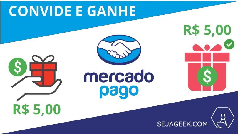 Mercado Pago  Convide amigos e ganhe R  5 d0c51435bc57b