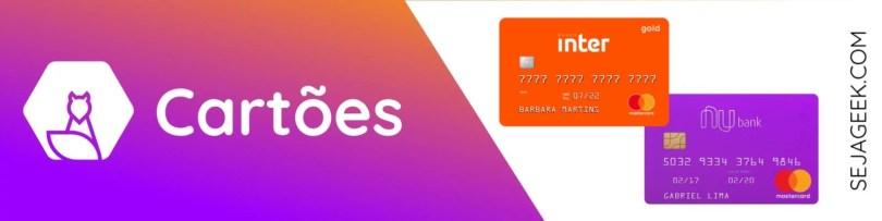 Inter ou Nubank? Veja o comparativo entre os dois cartões e suas contas digitais 1