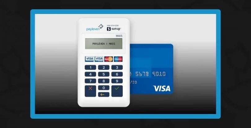 Comparativo entre as principais Máquinas de Cartão e suas taxas 8
