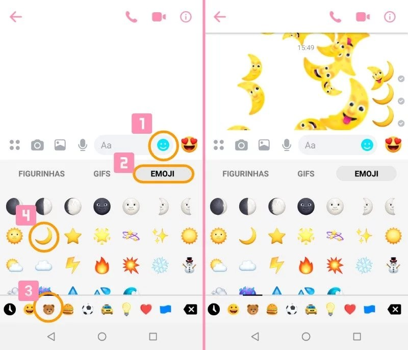Como ativar o Tema Escuro do Messenger no Android? 1