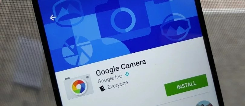 Como instalar a Google Camera no LG? 1