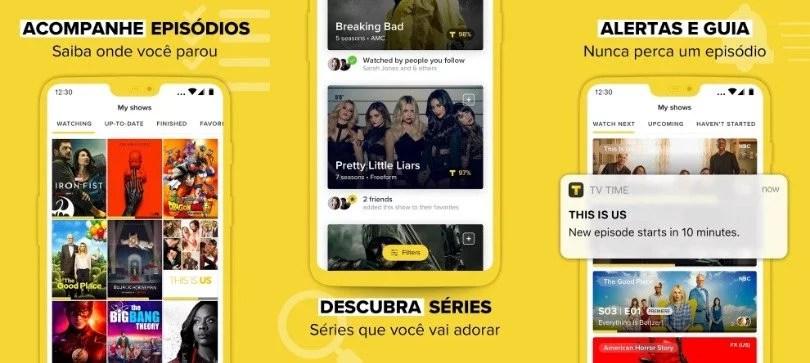 4 Aplicativos para acompanhar Séries e Filmes pelo Smartphone 2
