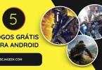 5 Jogos Grátis para Android