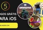 5 Jogos Grátis para iOS