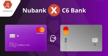 Nubank ou C6 Bank