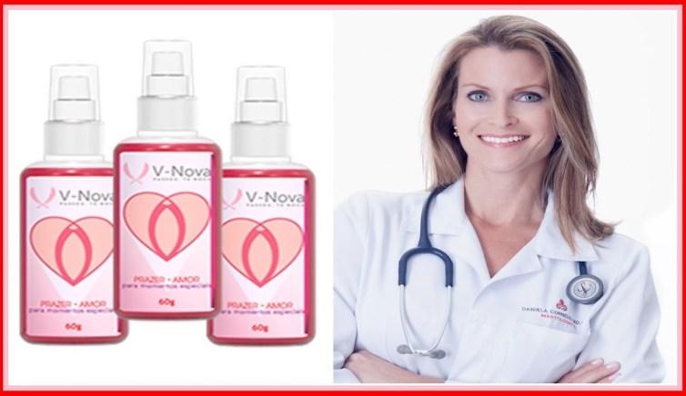 Médica recomenda V-Nova