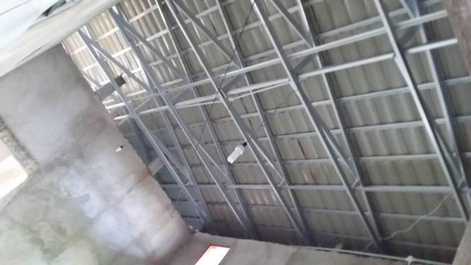 Jasa Pasang Rangka Atap Baja Ringan  Buton  - Tlp.0852.9943.6981