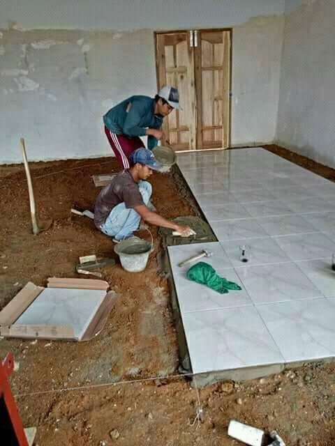 Tukang Pasang Keramik di Subang