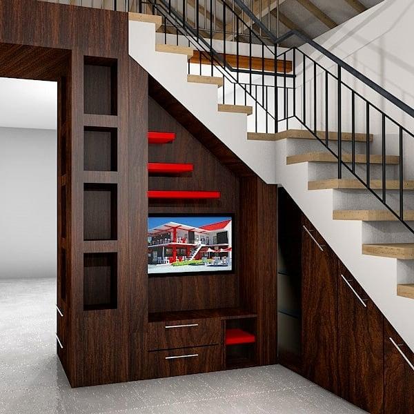 Desain Interior  di  Nabire