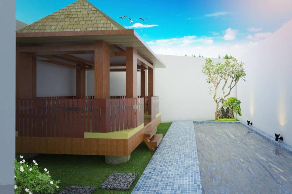 Desain Arsitek Rumah   Kalabahi