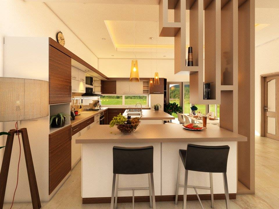 Jasa Pembuat Kitchen Set Minimalis  Jeneponto
