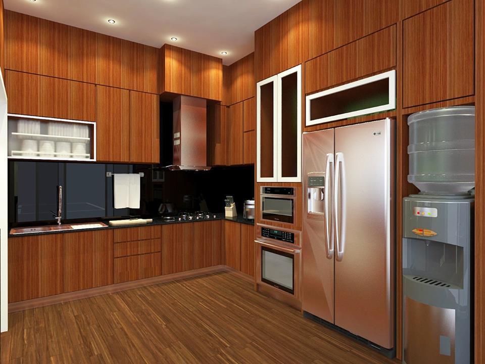 Tukang Pembuat Kitchen Set Modern di  Sorong