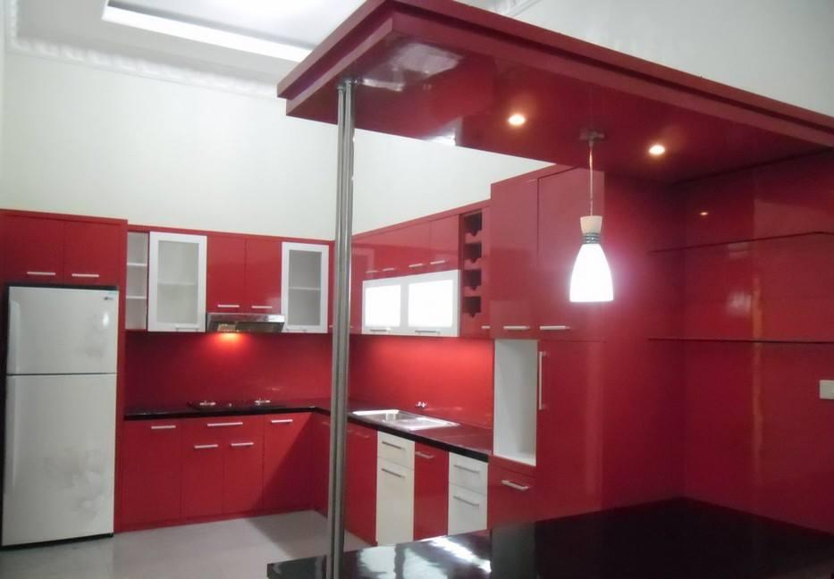 Pembuatan Kitchen Set Minimalis di  Raja Ampat