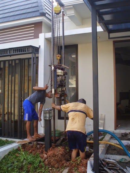 Tukang Sumur Bor di  Kupang
