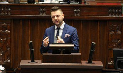 Patryk Jaki 2 fot. Kancelaria Sejmu - Krzysztof Białoskórski