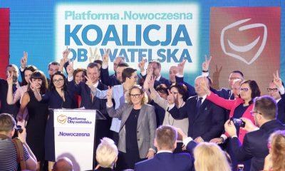 Koalicja Obywatelska/fot. Platforma Obywatelska/Wikimedia Commons/CC BY-SA 2.0