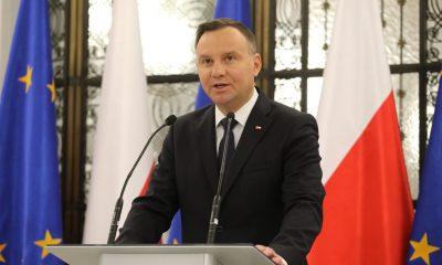 Andrzej Duda/fot. Kancelaria Sejmu/Rafał Zambrzycki