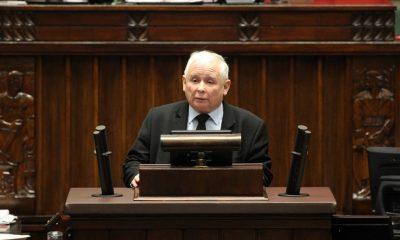 Jarosław Kaczyński/fot. Krzysztof Białoskórski/Kancelaria Sejmu