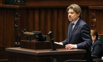Piotr Misiło/fot. Kancelaria Sejmu/Rafał Zambrzycki