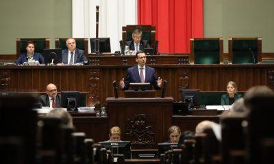Mateusz Morawiecki/fot. Kancelaria Sejmu/Rafał Zambrzycki