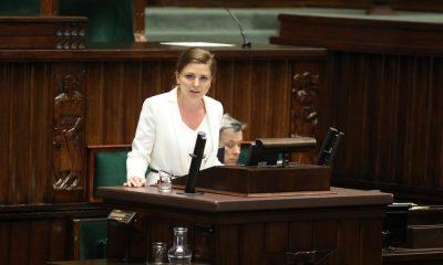 Monika Rosa/fot. Rafał Zambrzycki/Kancelaria Sejmu