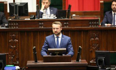 Paweł Szramka/fot. Krzysztof Białoskórski/Kancelaria Sejmu