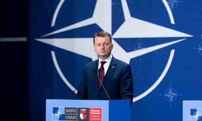 Mariusz Błaszczak/Fot. P. Tracz/KPRM