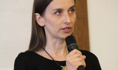 Sylwia Spurek/Fot. Sylwia Spurek/oficjalny profil społecznościowy