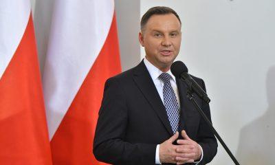 Andrzej Duda/Fot. Łukasz Błasikiewicz/Kancelaria Sejmu RP/CC BY 2.0/Flickr