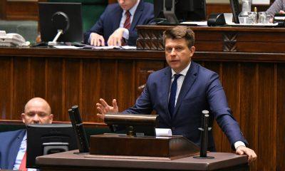 Ryszard Petru/Fot. Łukasz Błasikiewicz/Kancelaria Sejmu RP/CC BY 2.0/Flickr