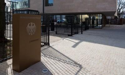 Federalny Trybunał Sprawiedliwości/Niemcy/Fot. Nikolay Kazakov/