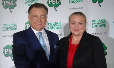 Walentyna Rakiel-Czarnecka/Fot. profil oficjalny polityka