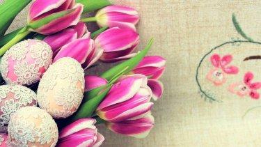 イースターエッグの作り方|紙粘土やゆで卵で簡単に!卵の染め方や絵柄も