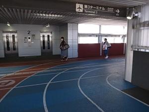 第3ターミナルエレベーター前