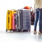 自宅から空港へスーツケースの宅急便はいくらかかる?