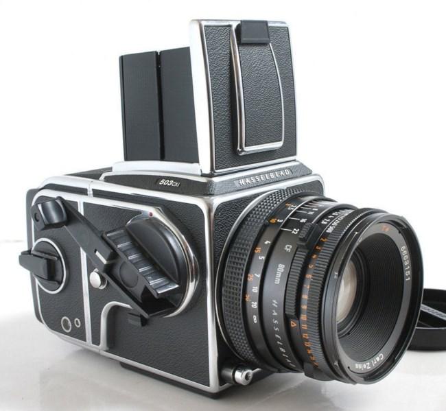 【高利益カメラ&レンズ】利益60,000円です。Hasselblad 503CXI with CF 80mm f2.8 ハッセルブラッド
