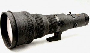 Nikkor Ai-s 500mm f4 P ED