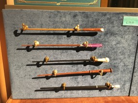 "Wands from incoming movie ""Fantastic Beasts""."